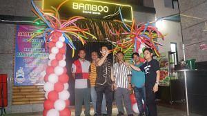 Bamboo Soundwaves Pudu