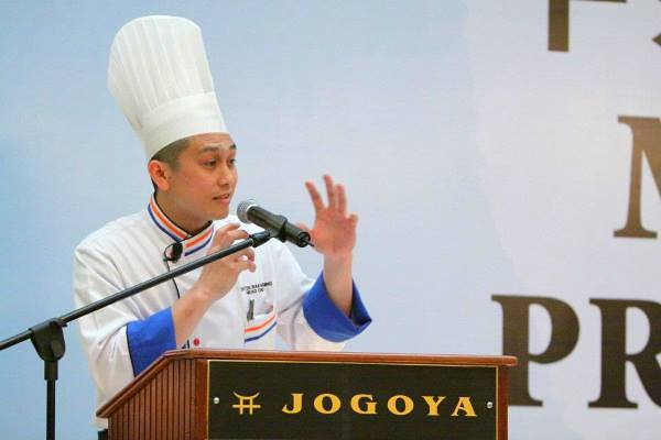 Chef Six orang Sabah bah
