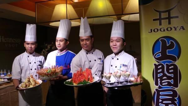 Chef Sixtus Jogoya Kuala Lumpur
