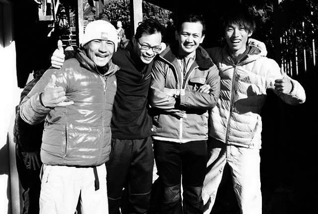 YUJI HIRAYAMA and friends