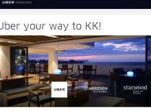 Uber di KK Sabah