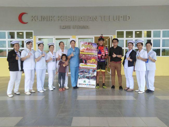 Melvin Chee Tour Sabah Telupid
