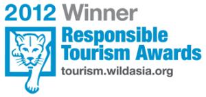 WildAsia Award 2012