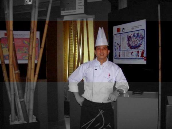 Chef Six Bah ni