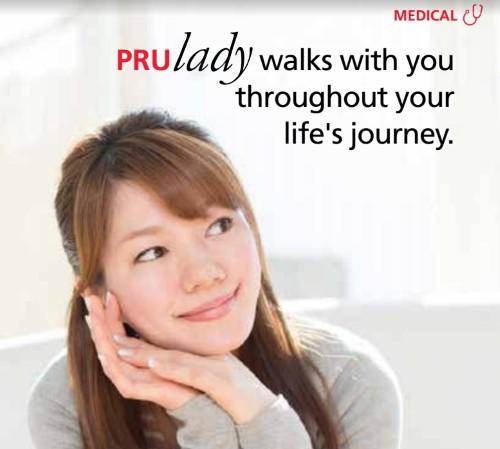 PruLady Sabah