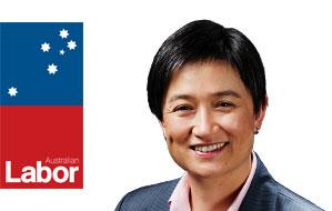 Penny Wong Orang Sabah